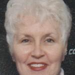 Helen Maxwell, parish administrator